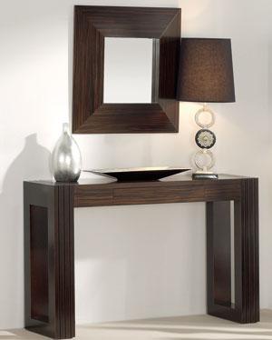 Gama muebles fabricamos y reparamos muebles de madera - Consolas recibidor modernas ...